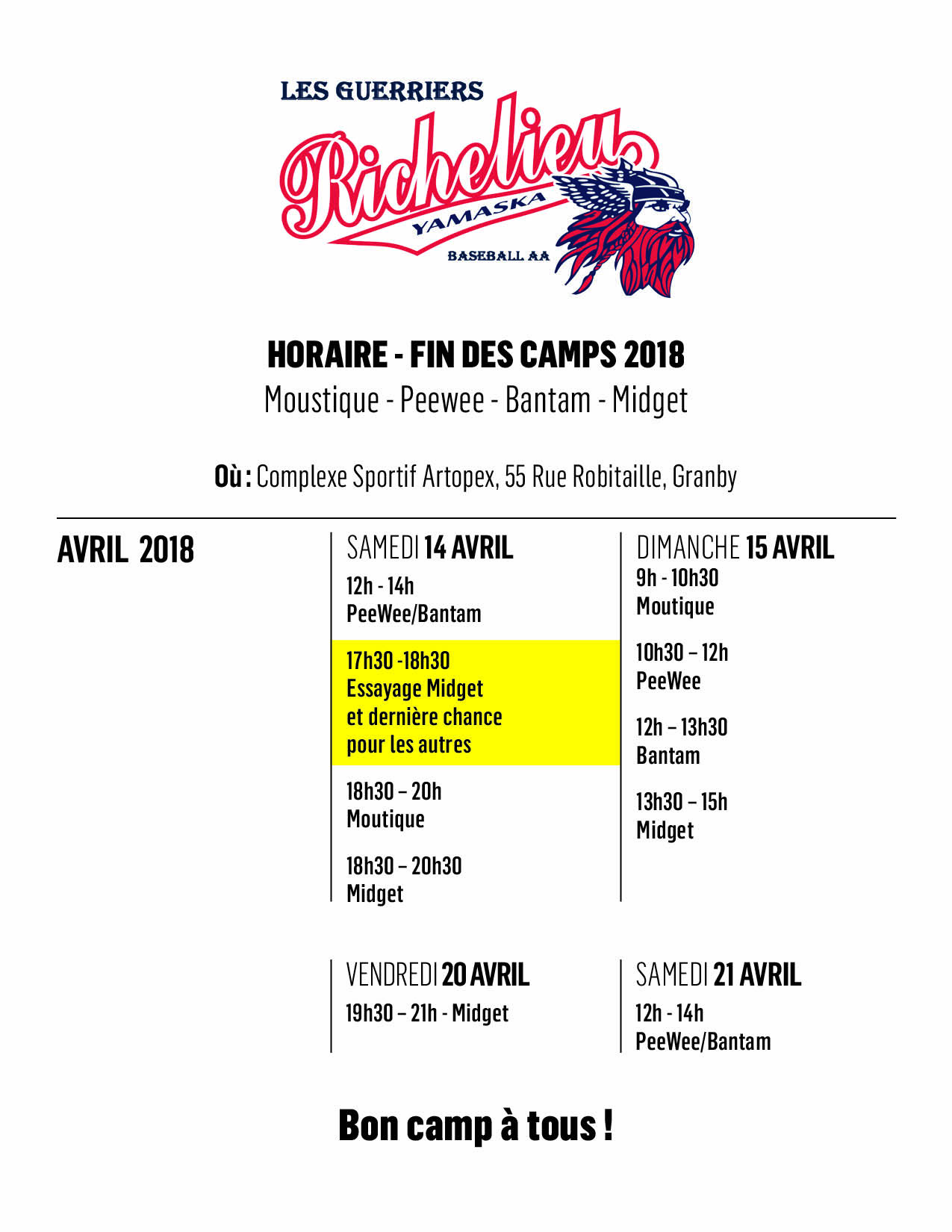 HoraireFinCamps2018